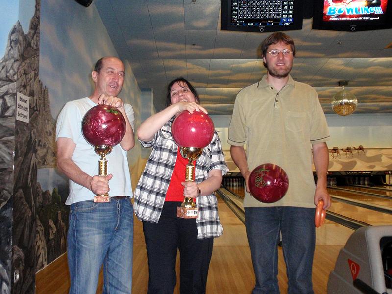 kl_bowling 2010 - die 3 wertungssieger